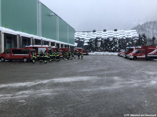 FF Altenhof 20190112081524 Assistenzeinsatz