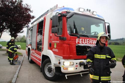 FF Altenhof 20190508192206 Einsatzübung