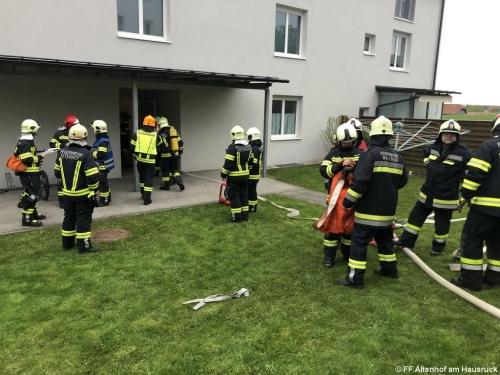 FF Altenhof 20190508193745 Einsatzübung