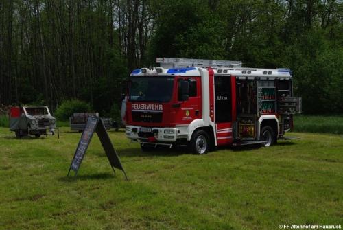 FF Altenhof 20190518120019 Zivilschutztag Affnang