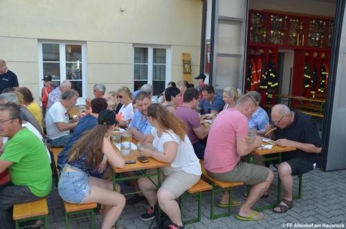 FF Altenhof 20190614175501 Jugendgrillerei