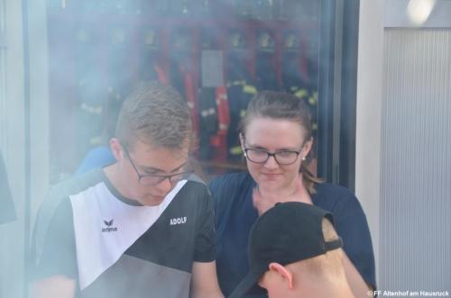 FF Altenhof 20190614175821 Jugendgrillerei