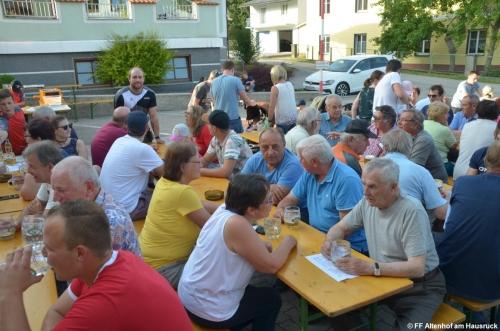 FF Altenhof 20190614182144 Jugendgrillerei